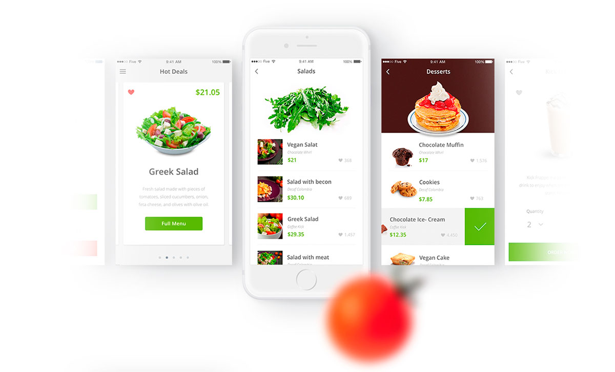 FOOD DELIVERY - Datasys